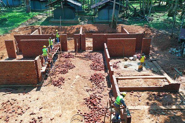 Adumbi camp expansion