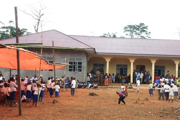 The Bole Bole medical clinic